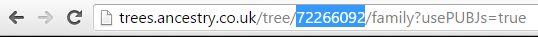 Tree Address