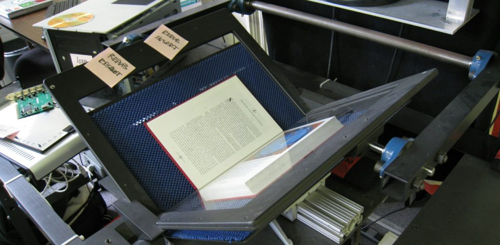 Archive scanner