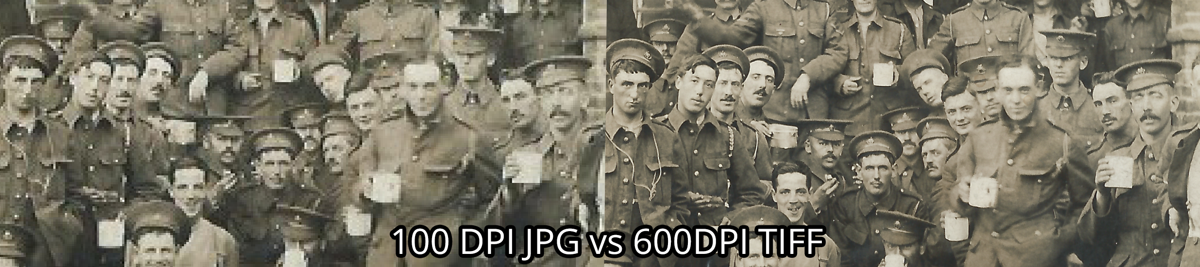 Full Size 100 Jpg vs 600 Tiff Zoom 1