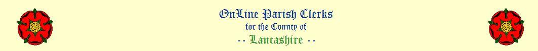 Lancashire Online Parish Clerks