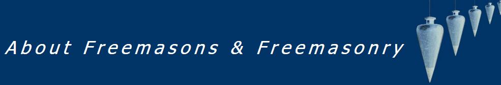 Freemasons about page