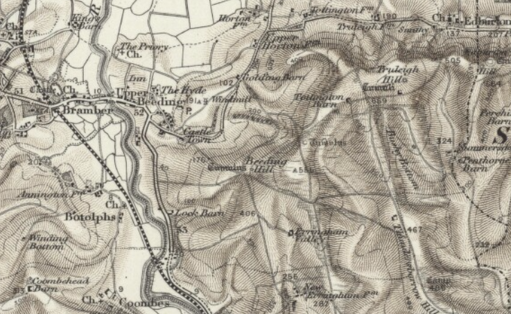 Validating Old Place Names That No Longer Exist